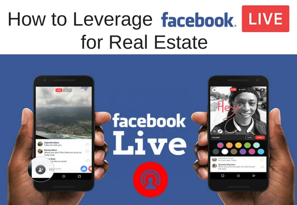 Facebook Live is an awesome platform that let's you livestream directly onto the world's most popular social media site. In this session learn how to leverage it for real estate.