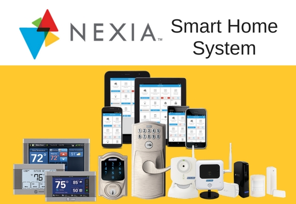 Imagine being able to control your lights, thermostat, open/close your doors, monitor your security and more all from one tool or app. Now you can with the Nexia Smart Home System